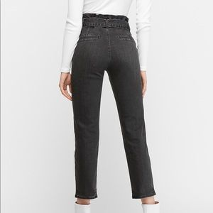 Express Jeans - Express paperbag jeans